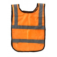 Сигнальный оранжевый жилет