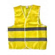 Сигнальный желтый жилет